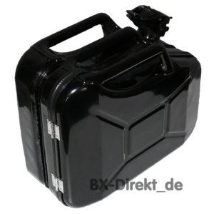 DIY Benzinkanister Ausbau als Koffer