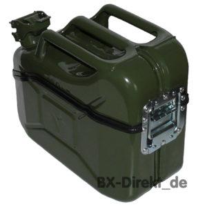 Toolbox Ersatzkanister oliv grün