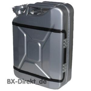 KaniBox FullFront silber metallic