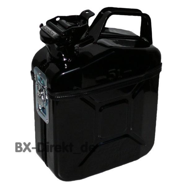 Benzinkanister 5 Liter als Trage Box