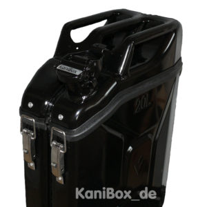 Benzinkanister Box Transportbox