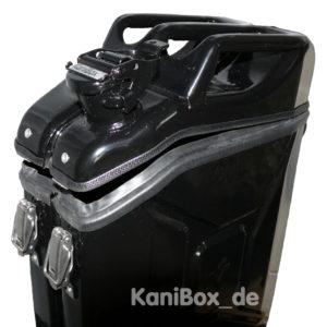 Geländewagen Outdoor Box schwarz