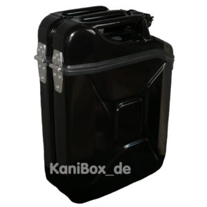 Jeep Outdoor Box schwarz