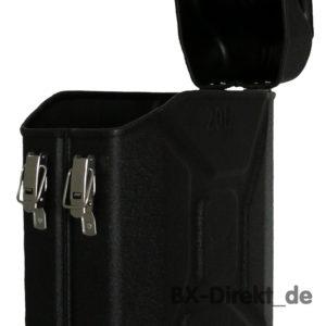 Benzinkanister KaniBox schwarz