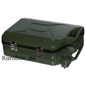 KaniBox oliv grün Kanisterkoffer