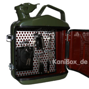 DIY Jerrycan Keybox KaniBox