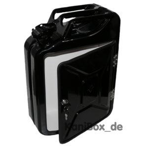 KaniBox FrontDoor in schwarz
