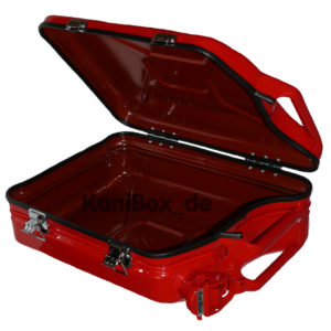 KaniBox Case - Koffer in Rot
