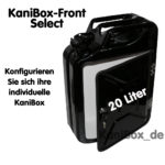 KaniBox Front Select 20 Liter Benzinkanister