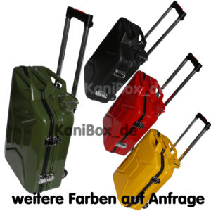 Jerrycan Case Trolley