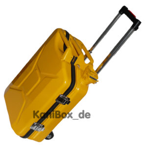 Benzinkanister Koffertrrolley KaniBox Case