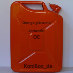 OE Orange KaniBox
