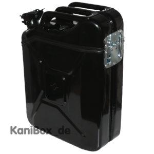 schwarzer Ersatzkanister KaniBox
