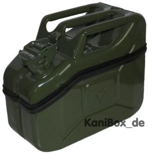 10 Liter KaniBox ohne Verschluss und Scharnier
