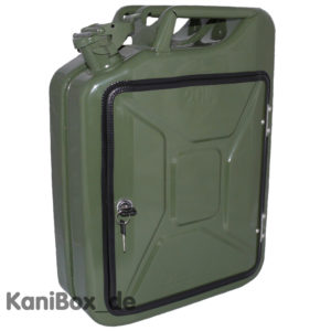 KaniBox olivgrün Ersatzkanister 20 Liter