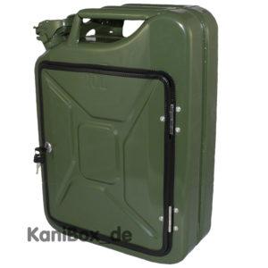 KaniBox 20 Liter Ersatzkanister oliv