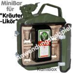 MiniBar Kanister für Kräuterlikör