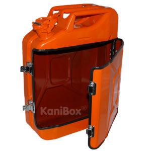 Kanister MiniBar orange Benzinkanister