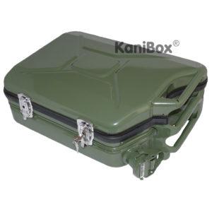 Vintage Koffer Blechkoffer