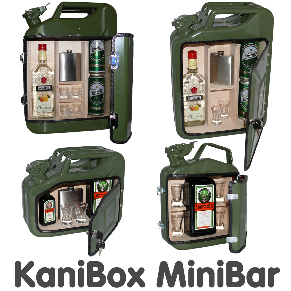 KaniBox MiniBar