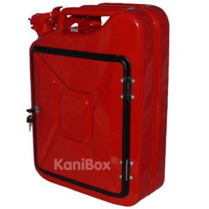 rote KaniBox FrontDoor 20 Liter