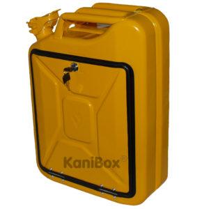 gelbe KaniBox FrontFlap