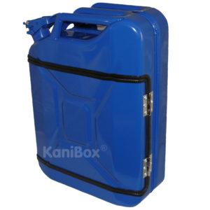 blaue KaniBox FullFront DIY