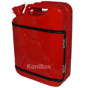 rote KaniBox FullFront 20 Liter