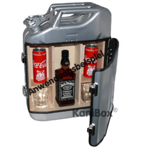 Kanister-Bar Whiskey Cola MiniBar