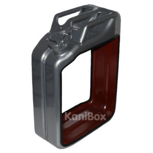 KaniBox Open silber metallic