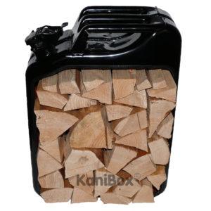 Trage für Feuerholz