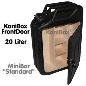 KaniBox-FrontDoor 20 Liter MiniBar
