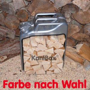 KaniBox-Kaminholz Farbwahl