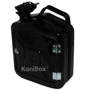 5 Liter KaniBox FrontDoor schwarz