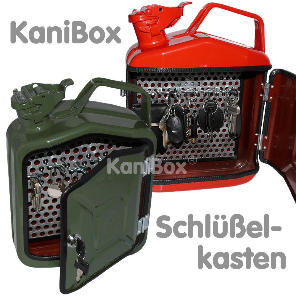 KaniBox-SchluesselKasten