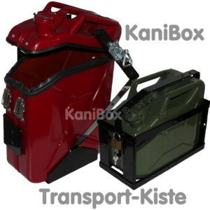 KaniBox-Transportkiste