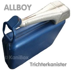ALLBOY Trichterkanister