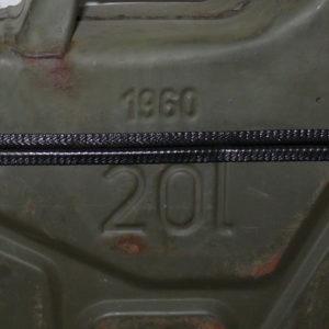 Benzinkanister 1960