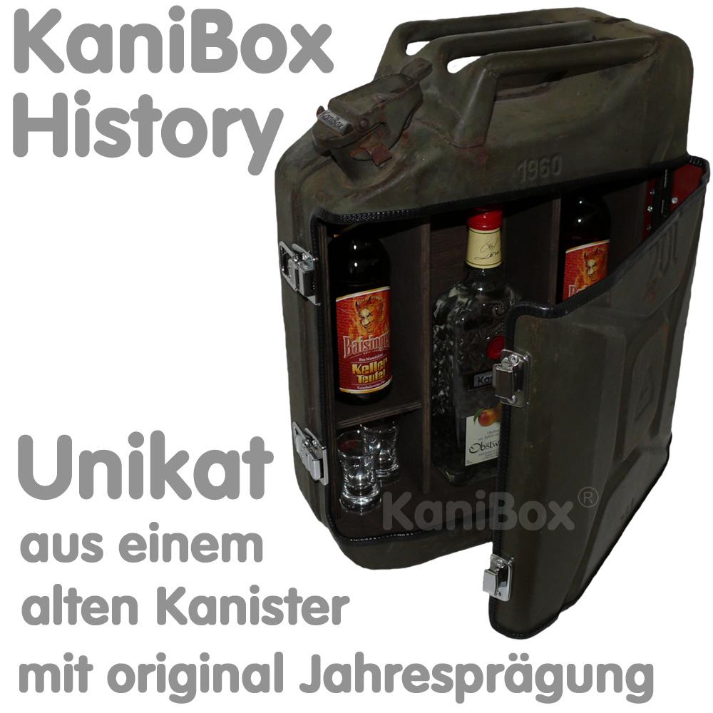 KaniBox-History