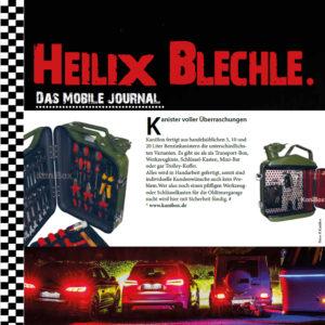 Die KaniBox-Manufaktur in der Presse