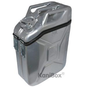 spritzwassergeschützte 20 Liter Transportbox