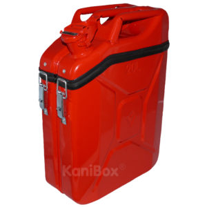 feuerrote KaniBox Top in Rot