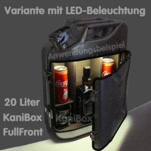 20er FullFront mit LED-Beleuchtung
