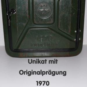 Benzinkanister 1970