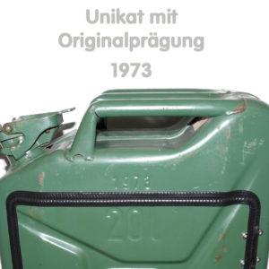 Benzinkanister Bellino 1973