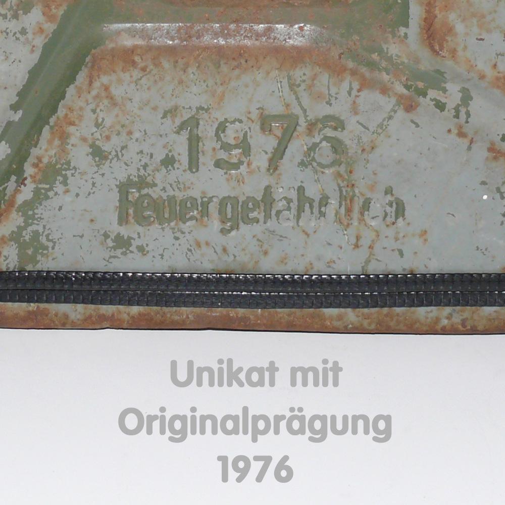 Benzinkanister 1976