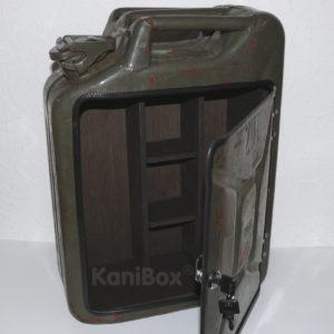 Retro Benzinkanister Unikat 1968