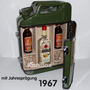 BarKanister Unikat von 1967