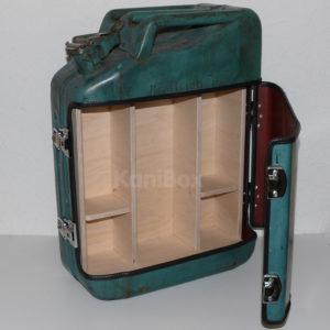 BAT Benzinkanister Unikat 1991