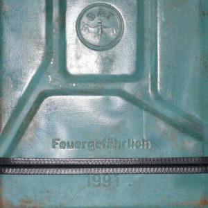 Benzinkanister 1991